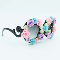 baroque design style - Kids Flower Sunglasses Fashion Design Baroque Style Children Beach Sunblock Accessories Blinkers Party Focus