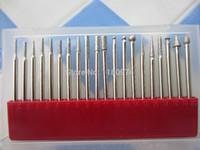 dental drill burs - set diamond burs set jewelry diamond drill bits Dental Burs jewelry burs diamond drill bit for dremel
