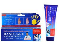 Wholesale 2015 Aichun beauty milk essence for hand moisturizing and anti freeze hand cream g English Instructions DHL types