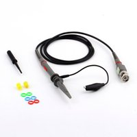 Wholesale P6100 MHz Oscilloscope Scope Clip Probe MHz For Tektronix for HP New