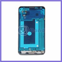 att galaxy note - Front Frame Replacement Part Faceplate Front Bezel Middle Plate Frame For Samsung Galaxy Note N900A ATT Version