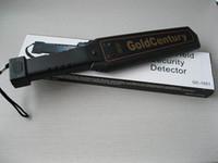 Wholesale Pinpoint Factory hand held metal detector Portabel Handheld metal detector handheld metal scanner metal detector wand GC