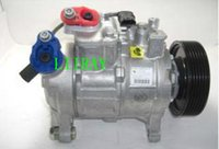 Wholesale AUTO AC COMPRESSOR FOR bmw E90 D E60 D X3 F25 TDi Type SEU14A PULLEY PK mm V