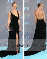 bias golds - 2016 New Haute Couture Week Fashion Bias Cut A Line Black Chiffon Pageant Dresses V Neck Open Back Beaded Straps Prom Gowns