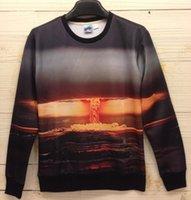 atomic hoodie - Amy At sea Atomic Bomb Hot men women d sweatshirt long sleeve o neck good print casual hoodies sweatshirts
