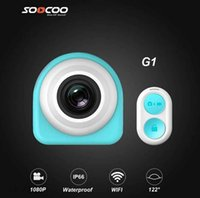 action speaker - Sports Camera Soocoo G1 Mini Action Camera Degree Wide Angles P H Build in Speaker Mic Wifi HD gopro