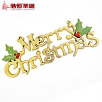 animal specification - tree decoration cm gold merry Christmas letter Specification optional g supplies natal snowflake crafts hanging party supplies