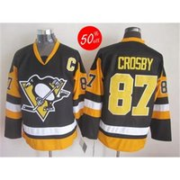 best jerseys in sports - Penguins Crosby Black Hockey Jerseys Best Selling Hockey Jerseys Sports Jerseys New Style Cheap Hockey Wears for Sale in Stock