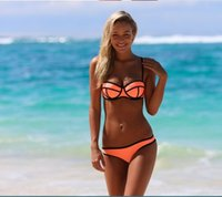 sexy clothes - 2015 Triangl Style Swimwear Women s Fashion Sexy Bikini Set Neoprene High Quality colors Bright New Arrival Ladies Clothing sets K3926