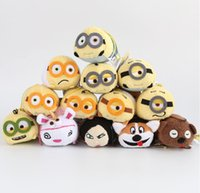 best games mobiles - MOQ TSUM TSUM Toys Anime Despicable Me Minions plush doll quot Mobile Screen Cleaner Plush Toys For Mobile Phone or Ipad best gift