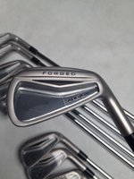 Wholesale APEX PRO forged golf irons set PA with dynamic gold steel R300 shaft golf clubs APEX irons
