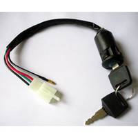 Wholesale 10x Universal Ignition Switch Key wire cc cc cc cc ATV Motorcycle