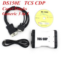 Wholesale 10pcs White TCS CDP Scanner CDP PRO IN car truck software