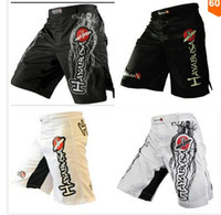 Wholesale MMA shorts muay thai thai boxing shorts fight wear kickboxing brock lesnar TIGER pretorian muay thai black boxing