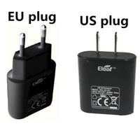 basic adapter - iStick Wall Chargers for eleaf series istick basic istick mini w w w box mod US nd EU plug istick wall adapter usb charger