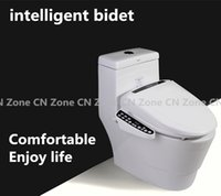 toilet seat - intelligent bidet automatic Buttocks Washing Warm Wind Drying Seat heating Smart Toilet Seat cover