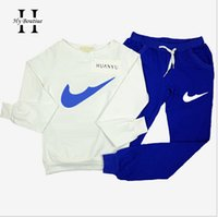 jogging suits - Two Piece Girl Tracksuit Women Hoodies Sweatshirt Pant Running Sport Track suit Piece jogging sets survetement femme clothing