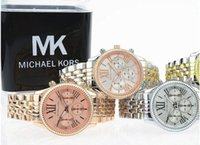 Wholesale 2015 Hot Sale New Arrival Mens Watches Top Brand Luxury High Quality Mk Fashion Watch Fashion Men Gold Watch mk wrist watch