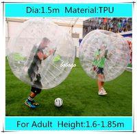 Cheap TPU bumper ball Best inflatable zorb bumper ba