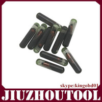 Wholesale High quality id auto key chip car chip id48 id grass tube car key chipsid key transponder chip id48