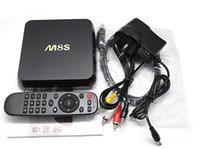 quad core cpu - Hiqh Quality M8S Android IPTV Box with Quad Core GHZ CPU Octa core Mali Graphics M8S TV Box M8S Smart TV Box