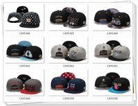 baseball caps - New Arrival Snapbacks Hats Cap Cayler Sons Snap back Baseball casual Caps Hat Adjustable size High Quality drop Shipping