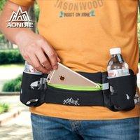 Wholesale Outdoor sports Running Waist Belt Bag Water Bottle Holder Stander For Smartphone key Plus S S3 S4