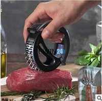 beef tenderizer - Stainless Steel Meat Beef Tenderizer With Blades Needle Kitchen Meat Tool New Arrive Hot Selling