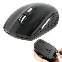 1600 cordless mouse - 2 GHz USB Optical Wireless Mouse USB Receiver Mice Cordless for Game Computer PC Laptop Desktop Windows XP Vista Linux Win MAC