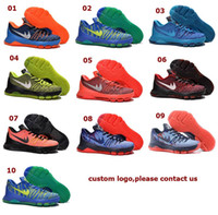 Cheap 2016 NEW Latest Kevin Durant Kd 8s NSW Lifestyle Flyweave QS Gamma Blue Basketball Shoes High Top Athletic Kd8 ep Basketball Sneaker shoe