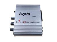 Wholesale LP838 HIFI MINI Car Audio motocycle Amplif PC Amplifier car Mosfet Power Amplifier