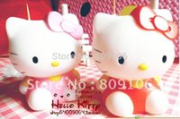 Wholesale Hello kitty Automatic toothpick barrel bottle Arc rod