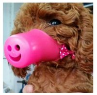 Wholesale new arrival new design cute pet dog mouth cover