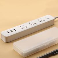 Wholesale Original XiaoMi USB Charging Ports Mini Power Strip Universal Extension Outlet Socket Sockets Standard Plug WHITE High Quality