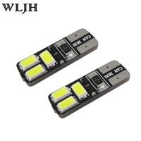auto park kia - Universal White Car Auto LED T10 W5W Led Canbus smd LED Light Bulb No error Parking Light Bulb