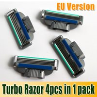 ru - Factory Price Men s Brand Turbo Razor Blades in pack high Quality RU and Eu Version Avaiable with Retail Pack waitingyou