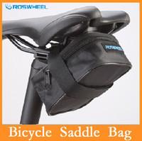 bicycle basket accessories - ROSWHEEL Bicycle Accessories Sport Brand Bici Bicycle Bag Mountain Folding Bike Bag Basket Cycling MTB Rear Seat Tail Tools Bag