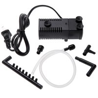 Wholesale 3 in Portable Aquarium Internal Filter Multi Functional Water Pump for Fish Tank V W