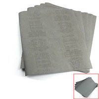 Wholesale sheets Sandpaper Grit Waterproof Paper quot x11 quot Wet Dry Silicon Carbide