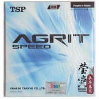tennis racquets - Original TSP Agrit Agrit speed japan internal energy pimples table tennis rubber table tennis rackets racquet sprots