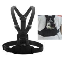 Wholesale Andoer Adjustable Elastic Body Harness Chest Strap Mount Band Belt Accessory for Sport Camera GoPro Hero SJCAM D1951