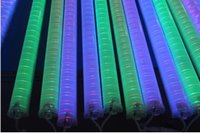 Wholesale M V D type half transparent leds m color led digital tubes led rope light outdoor wall lighting