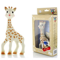 baby care products - vulli sofie the girraffe Vulli Sophie Baby teether Giraffe teething teehers safe Natural rubber Babies dental Care products