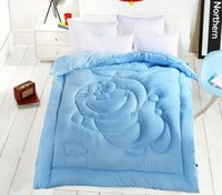 Wholesale High quality Sanding Printed Winter Warm Core Bedding Comforter Bedding Filler Home Textiles