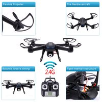 Wholesale 2 G Remote Control RC Drones With Flying HD Camera MP With CH Axis RC Quadcopter DM007 UK Domestic Shipping