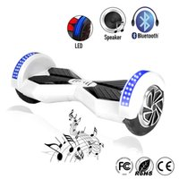balance bicycle wheel - Hoverboard Smart Balance Wheel inch Self Balancing Electric Scooter Two Wheels Bicycle mAh year warranty Smart Scooter
