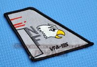 air fins - Navy NAVY VFA Air Force Eagle Dambusters fin vertical tail badge