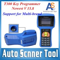auto discount codes - T V15 Code Pro Auto Transponder Key Programmer T code Pro T300 Key T Supplier for Multi Brands Cars Discount