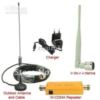 3g signal booster - Up to Square Meters WCDMA MHz G RF Repeater Mobile Phone Signal Booster Signal Amplifer Kit