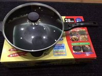 Wholesale Japan stone flat electromagnetic gas stove general wok